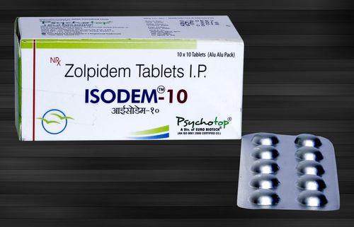 Zolpidem-10 mg