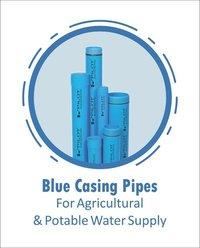 Blue Casing Pipe