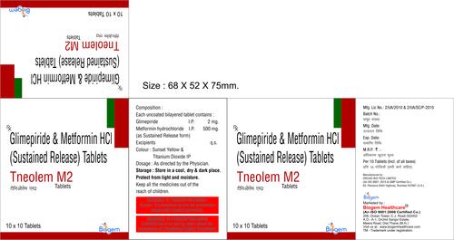 GLIMIPRIDE +METFORMIN +PIOGLITAZONE