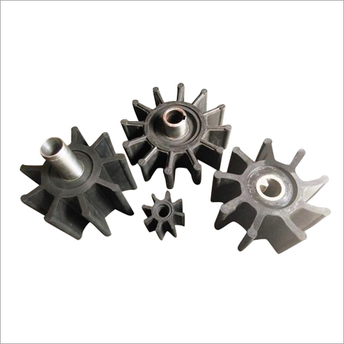 Natural Rubber Impeller