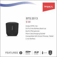IMPEX Speaker 2.0 (BTS 2013)
