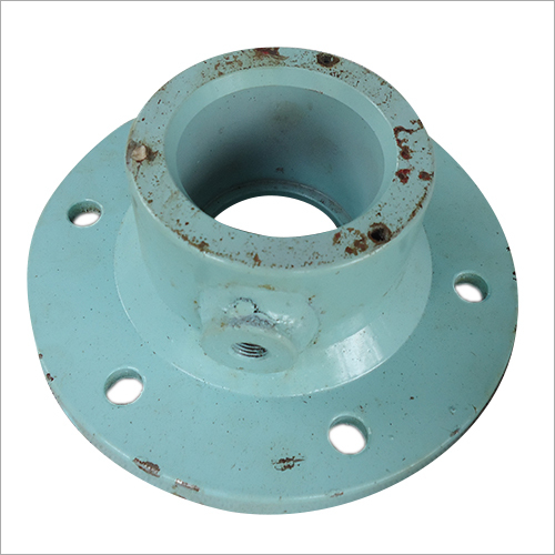 Weld Neck Flanged Support