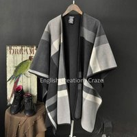 mens poncho wholesaler