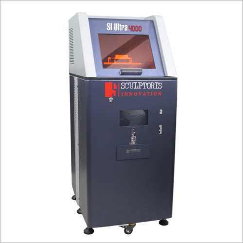 SI Ultra 4000 3D Jewellery Printer