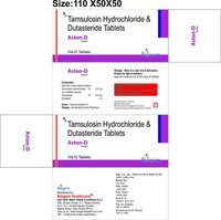 TAMSULOSIN 0.4 MG  +DUTASTERIDE 0.5 MG