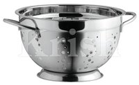 German Colander with Bubble Cutting & wire Handle