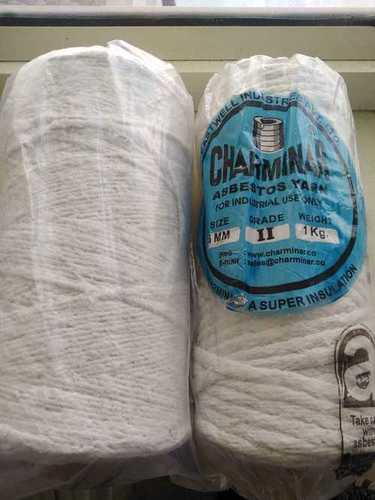 Charminar asbestos yarn 6mm