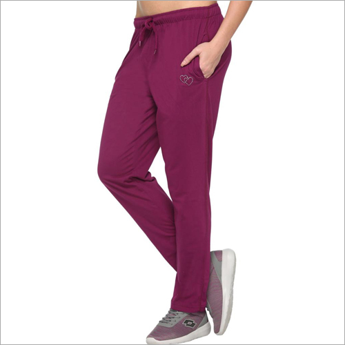 Ladies Maroon Lower
