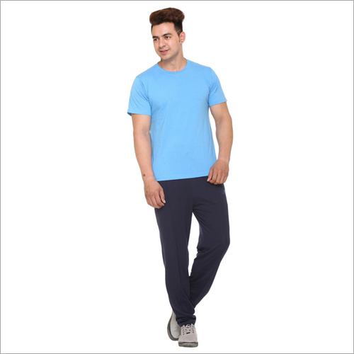 Mens Plain Cotton Lower