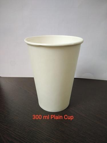 300ml Plain Cup