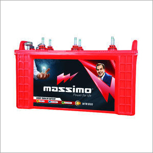 Massimo Short Tubular Batteries