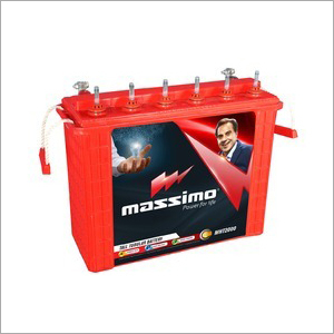 Massimo Solar RED Tubular Batteries