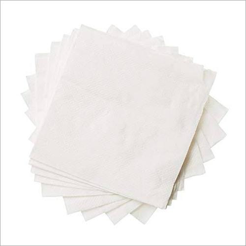 White Tissue Paper Napkin