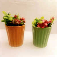 Indoor Ceramic Flower Planter