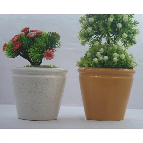 Plain Ceramic Planter