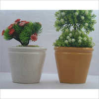Plain Ceramic Planter