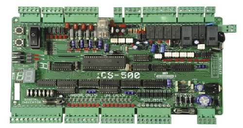 ICS-500  Logic Board For V3F Elevator