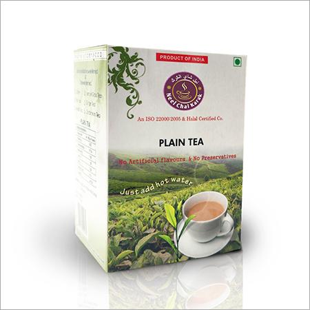 Instant Plain Tea