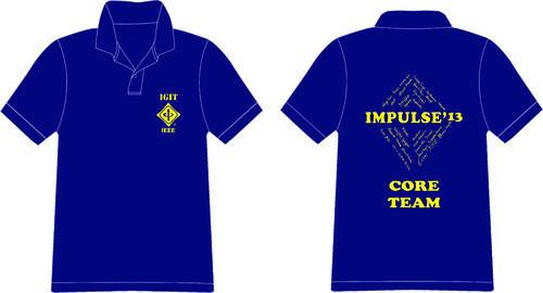 Cotton Polo T. Shirts