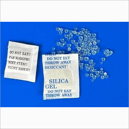 Solid Desiccant, For Paper And Water Treatment Chemicals