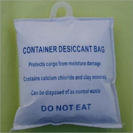 Adsorbent Container Desiccant