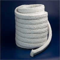 White Ceramic Fiber Rope