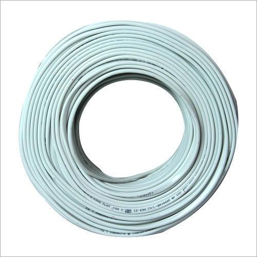PVC 2 Core Flat Cable