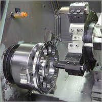 CMC Lathe Job Work