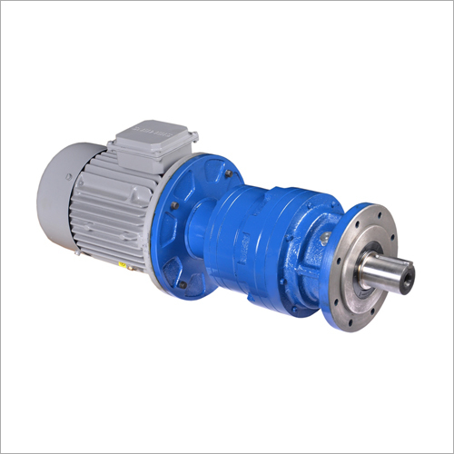 Flange Mounted Planetary Gear Motor