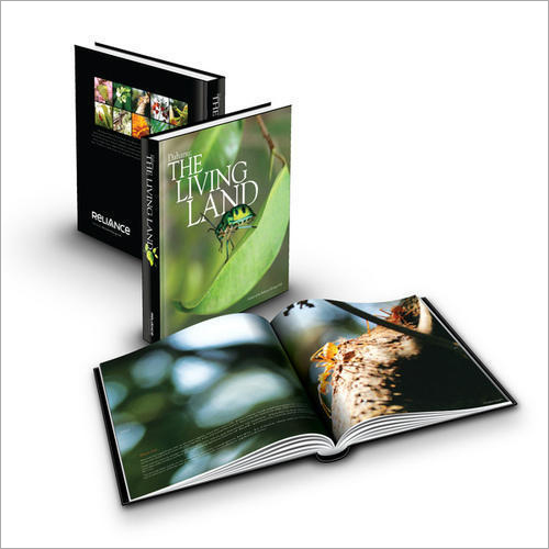 Printed Coffee Table Books