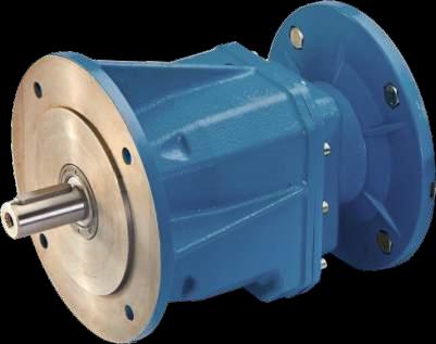 Inline Helical Geared Motors