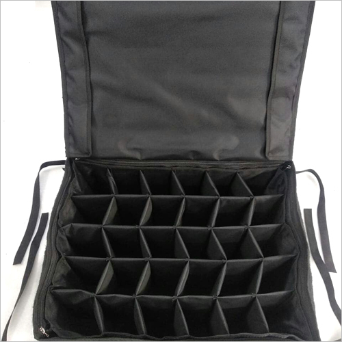 Milk Bottle Insulated Delivery cooler single Bag