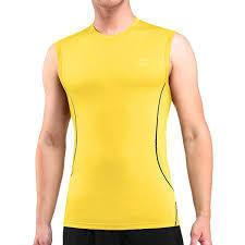 Sleeveless Gym T Shirt