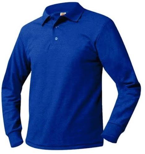 Full Sleeves Polo T Shirt