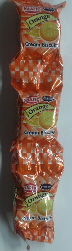Orange Cream Biscuit
