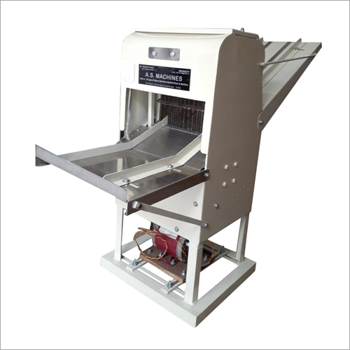 Stainless Steel Bread Slicer Machine