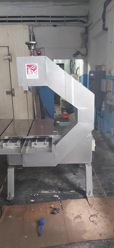Frozen Fish cutting Machine