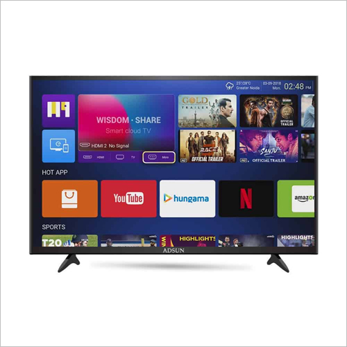 Adsun 55b UHD Smart LED TV