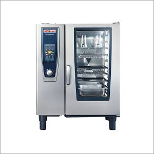 Electric And Gas Rational Combi Oven