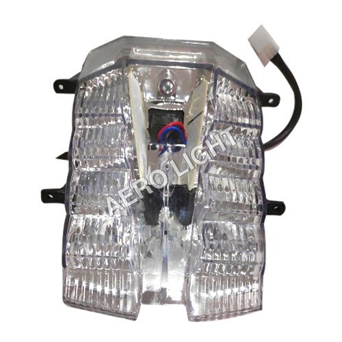 Two Wheeler Bike Tail Light