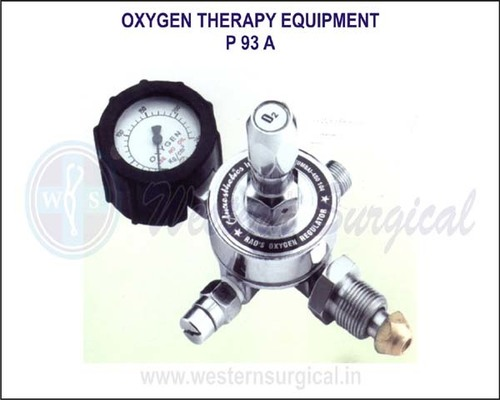 OXYGEN THERAPY EQUIPMENT