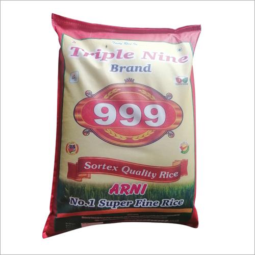 Sortex Quality Rice