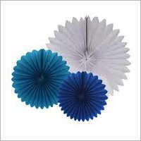 Tissue Paper Fan