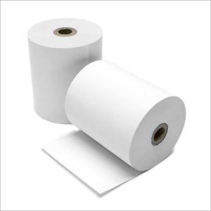 Plain Thermal Paper Roll