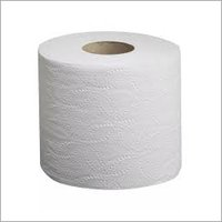 White Toilet Tissue Paper