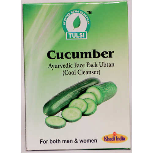 Ayurvedic Cucumber Face Pack