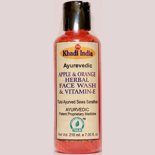 Apple And Orange Herbal Face Wash