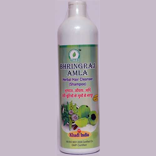 Bhringraj Amla Herbal Hair Cleanser Shampoo
