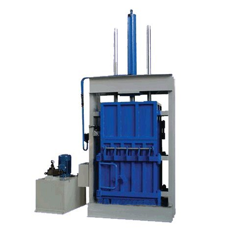 Plastic Baling Machine
