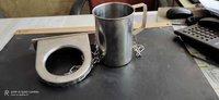 Bathroom Mug and Holder